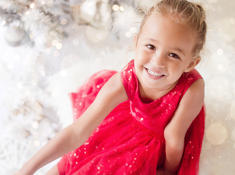 Christmas Mini Sessions | Madeline Hewitt Photographer